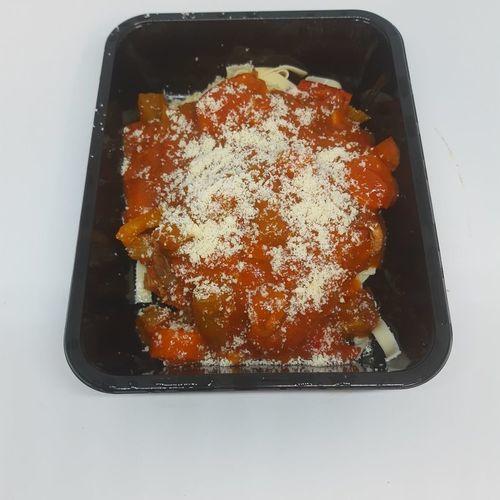 Pastaschotel: Osso bucco Milanaise